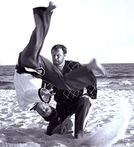 Hapkido martial arts instructor Grand Master J.R. West