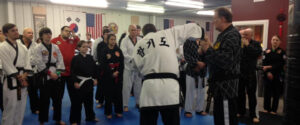 Hapkido martial arts seminars