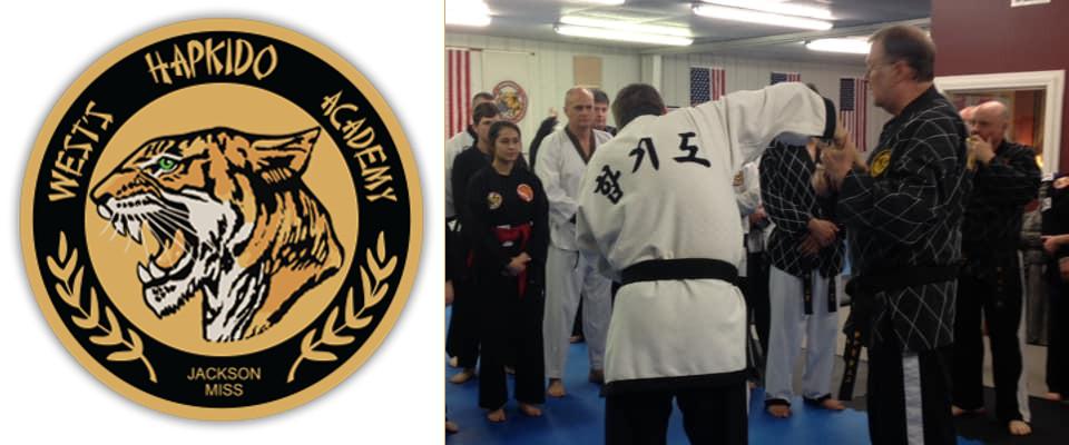 Hapkido Class