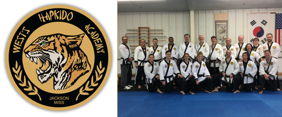 Hapkido Black Belts